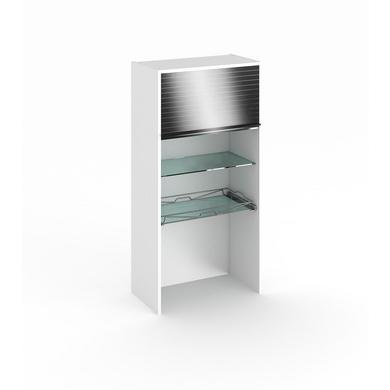 espace de rangement pour petit d jeuner cuisine. Black Bedroom Furniture Sets. Home Design Ideas