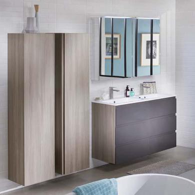 Meuble cr amix salle de bains lapeyre - Meuble de salle de bains lapeyre ...