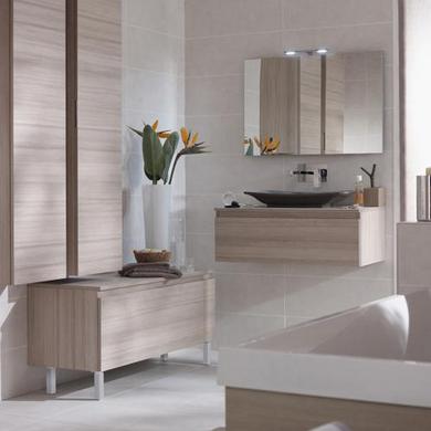 Meubles evasion salle de bains lapeyre for Porte de meuble salle de bain lapeyre