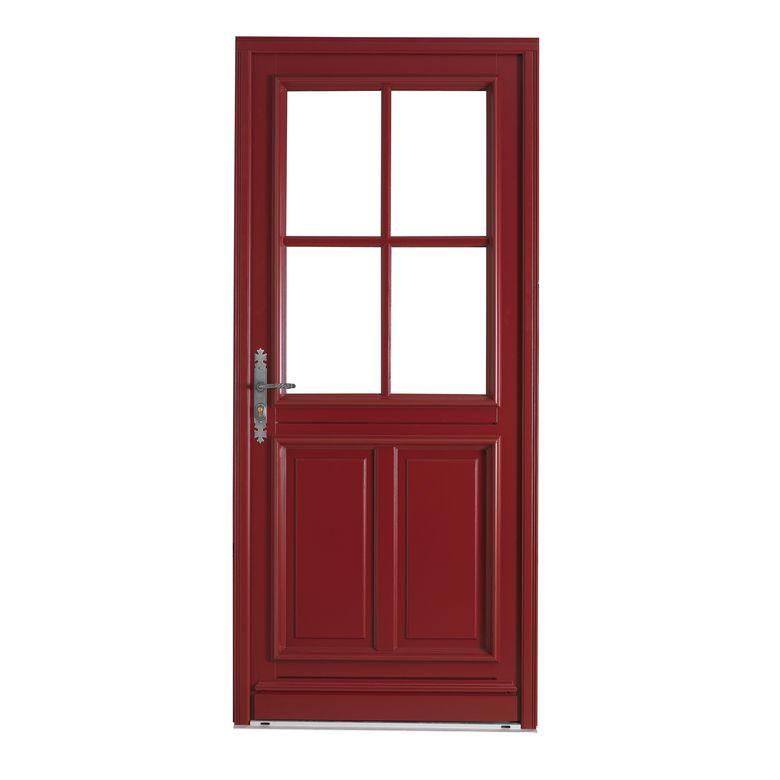 Porte entree lapeyre bois les derni res for Lapeyre porte de service bois