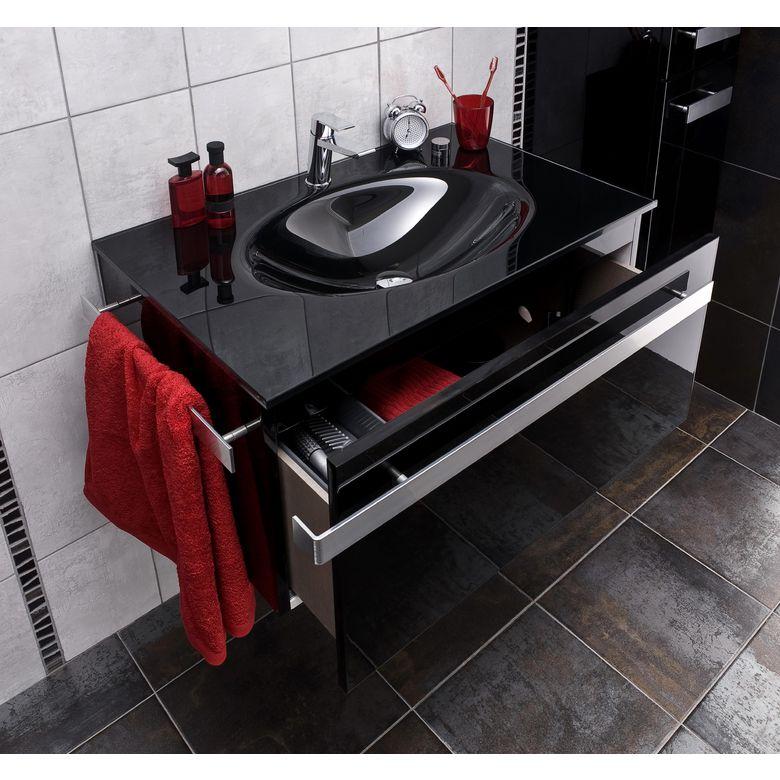 Plan de toilette loft salle de bains for Lapeyre faience salle de bain