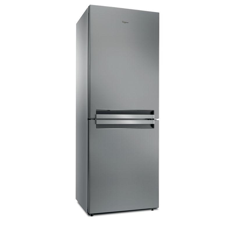 Type d'installation : Pose libre Type d'appareil : Réfrigérateur combiné grande largeur Conception de l'appareil : Congélateur en bas Finition : Inox Volume utile total : 450 Litres Classe climatique : SN-T Classe énergétique : A++ Niveau sonore : 40 dB(A