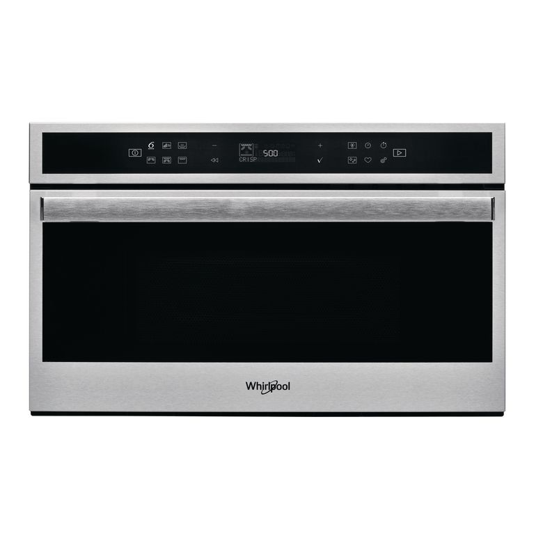 Micro-ondes gril encastrable inox Whirlpool W6MD440