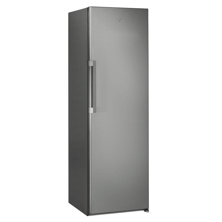 Type d'installation : Pose libre Type d'appareil : Réfrigérateur 1 porte Conception de l'appareil : Réfrigérateur seul Finition : Inox Volume utile total : 363 Litres Classe climatique : SN-T Classe énergétique : A++ Niveau sonore : 38 dB(A) Type d'alarme
