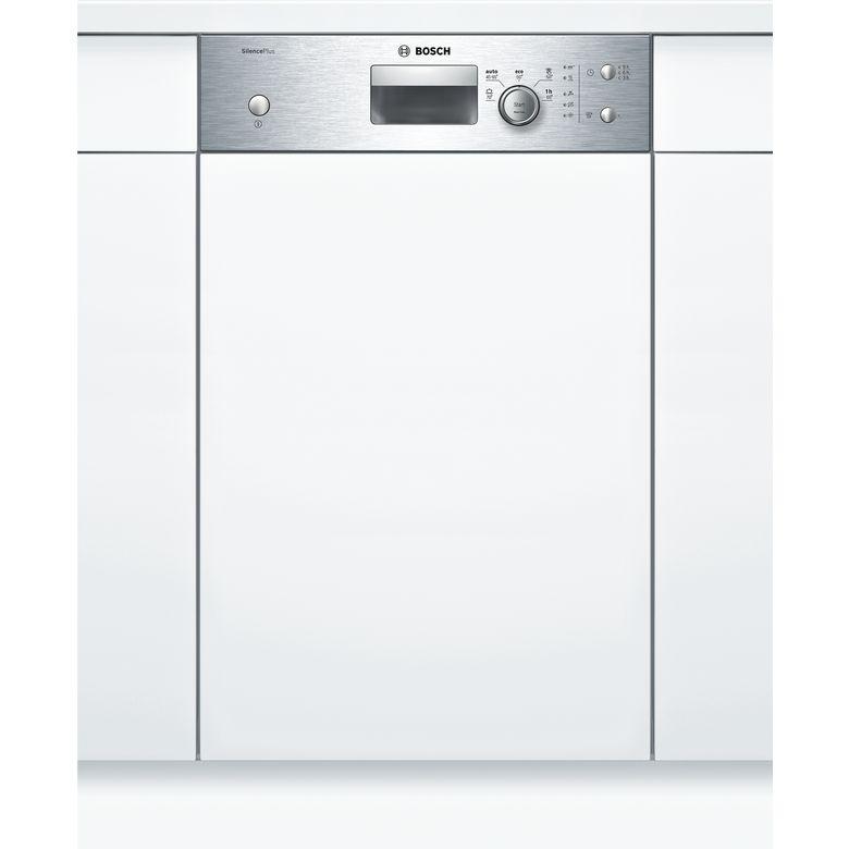 Lave-vaisselle intégrable inox Bosch SPI2IKS10E