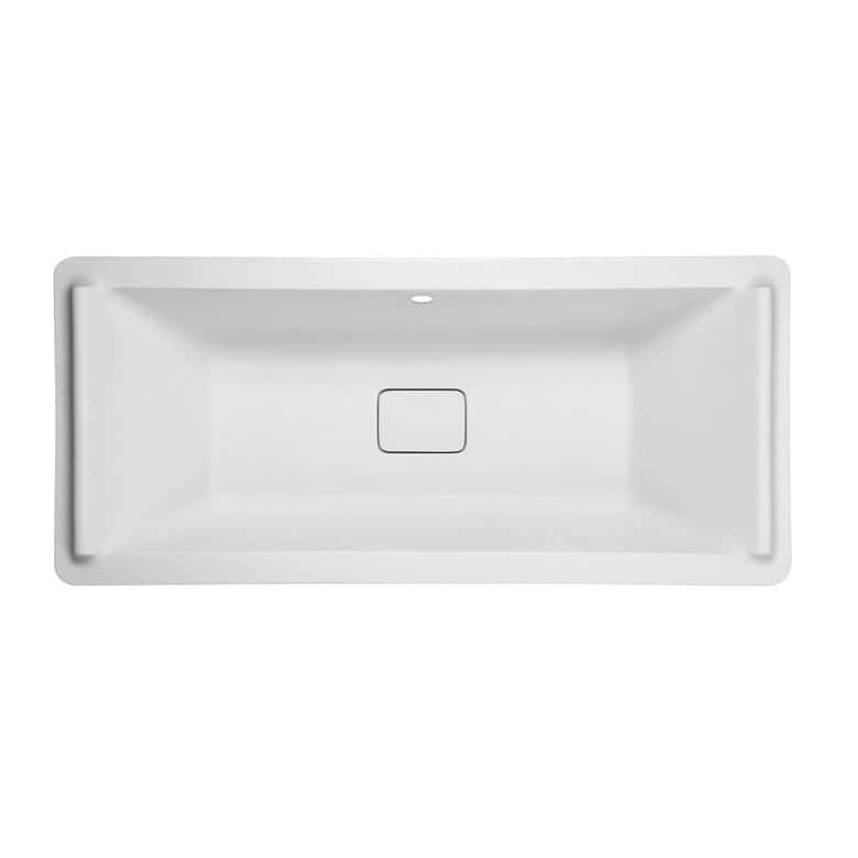 Tablier pour baignoire droite acryl sofa salle de bains for Baignoire salle de bain tablier
