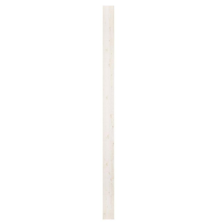 Lambris anglet blanc bross sols murs - Lambris brosse blanc ...