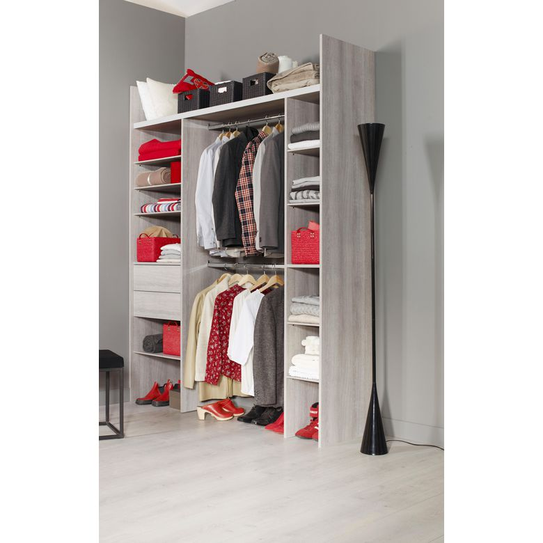 Amenagement interieur dressing lapeyre for Catalogue amenagement interieur