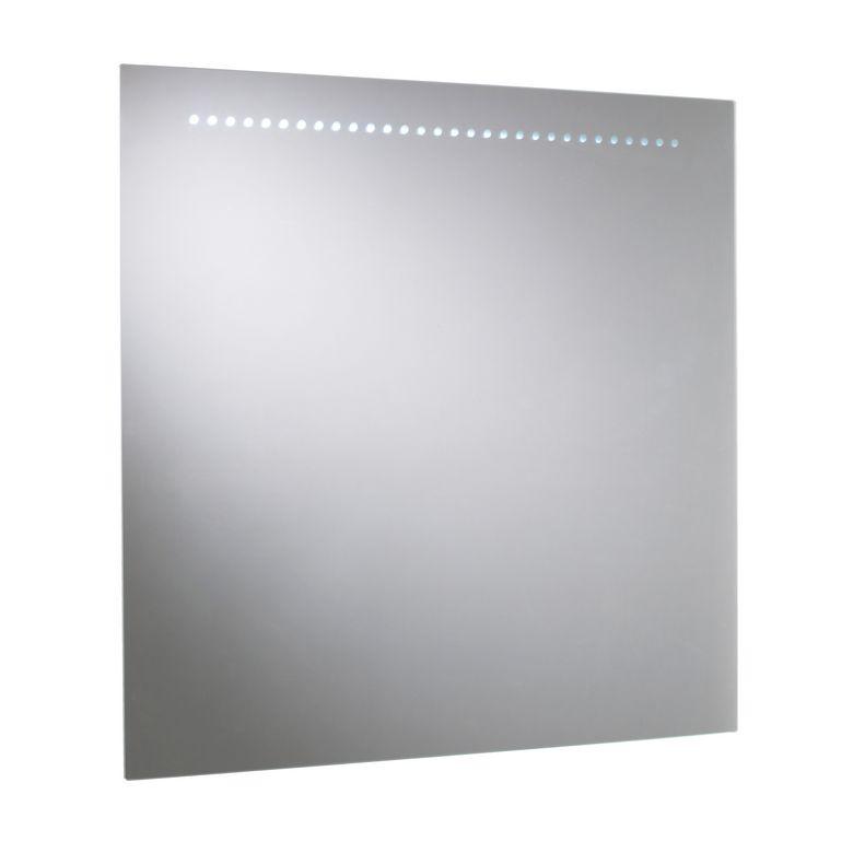 Miroir salle de bain lapeyre for Miroir lumineux salle de bain lapeyre