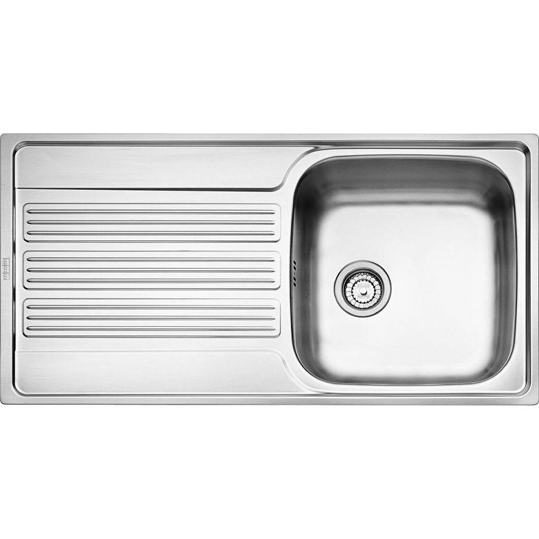 Lavabo vasque inox vier d angle sp cialiste des viers d angle pour la cuis - Fond de hotte inox lapeyre ...