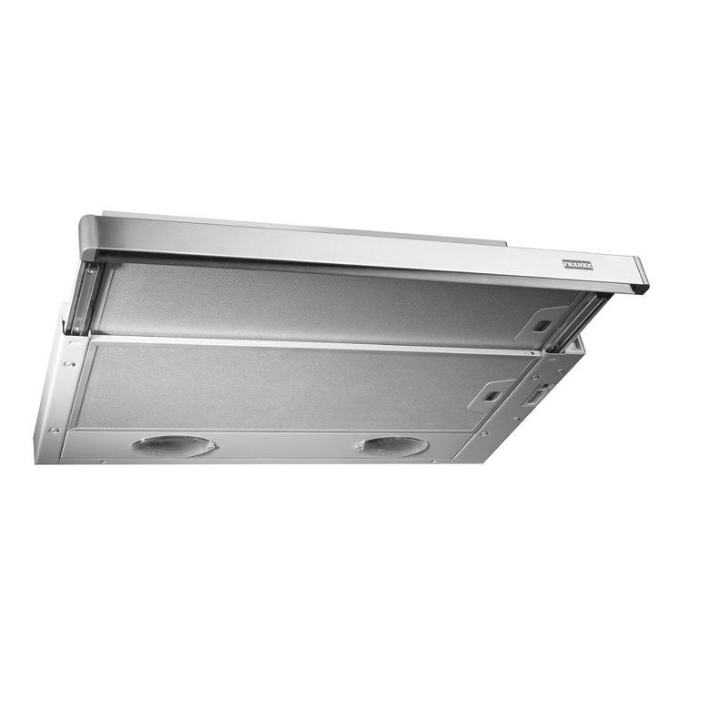 Hotte tiroir inox Franke FTC612XS l.60