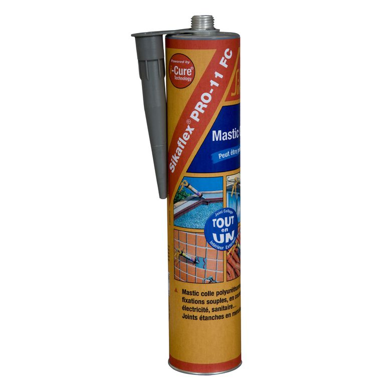 Mastic colle sikaflex fc11 for Colle pour fenetre pvc
