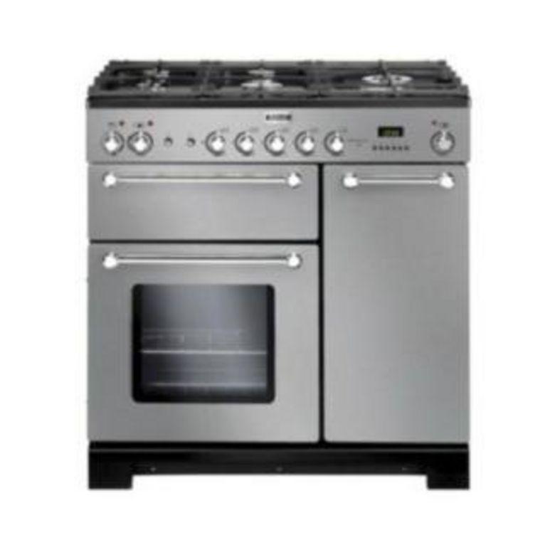 Piano de cuisson kitchener falcon 90 cm poign es et - Piano de cuisson 90 cm ...