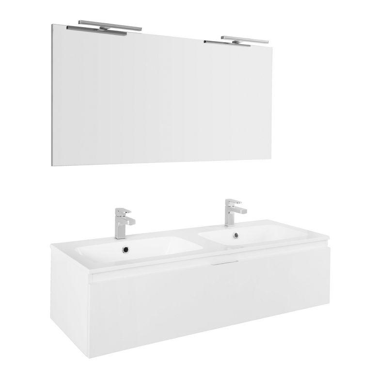 Eclairage miroir salle de bain lapeyre salle de bains - Eclairage salle de bain lapeyre ...