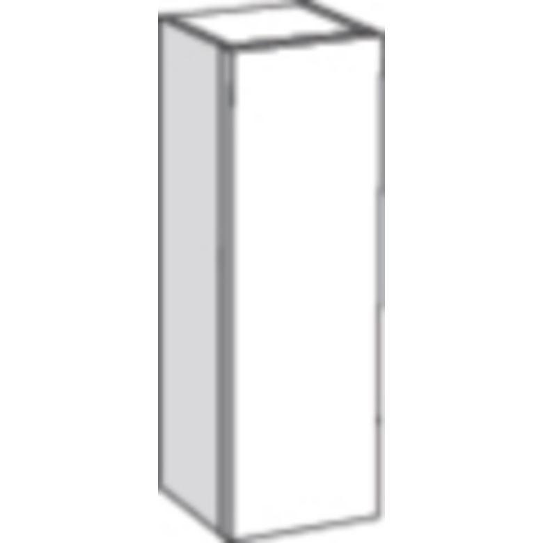 Demi colonne de salle de bain l 40 cm evasion bain for Colonne de salle de bain 40 cm