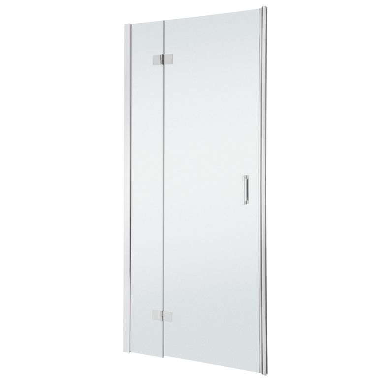 Acc s de face par porte pivotante version droite palace for Lapeyre paroi de douche