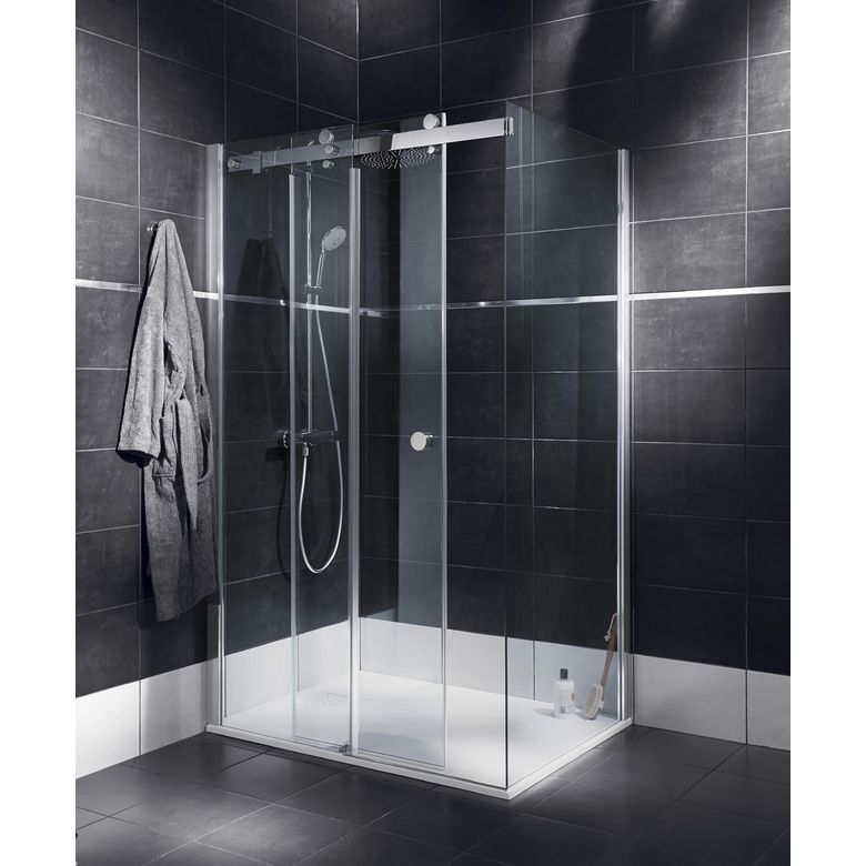 salle de bain douche italienne lapeyre. Black Bedroom Furniture Sets. Home Design Ideas