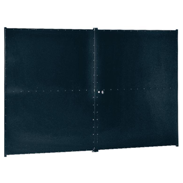 lapeyre portail motorisation de portail battant tritoo maison et jardin. Black Bedroom Furniture Sets. Home Design Ideas