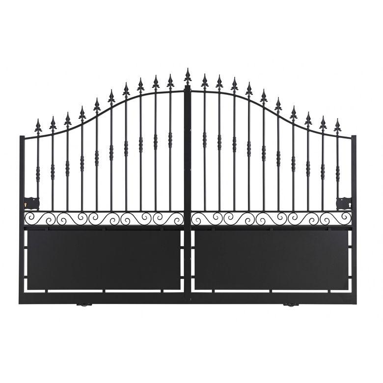 Lapeyre Portail Accessoires Pour Motorisation De Portail