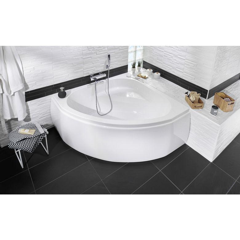 Tablier pour baignoire cyclade salle de bains for Baignoire salle de bain tablier