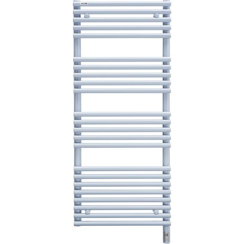 Sèche-serviettes électrique soufflant CALA AIR 750/1000W blanc H.122,6 x l.49,6