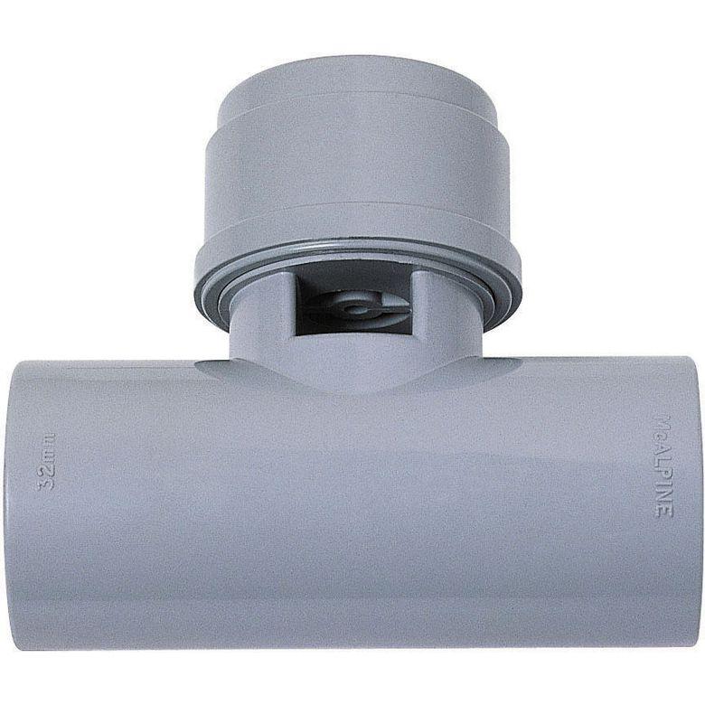 Diamètres disponibles : 32 mm / 40 mm Matériau : PVC