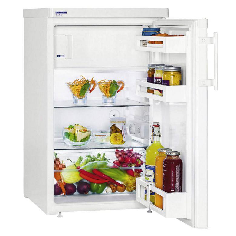 Réfrigérateur blanc table top Liebherr KTS127
