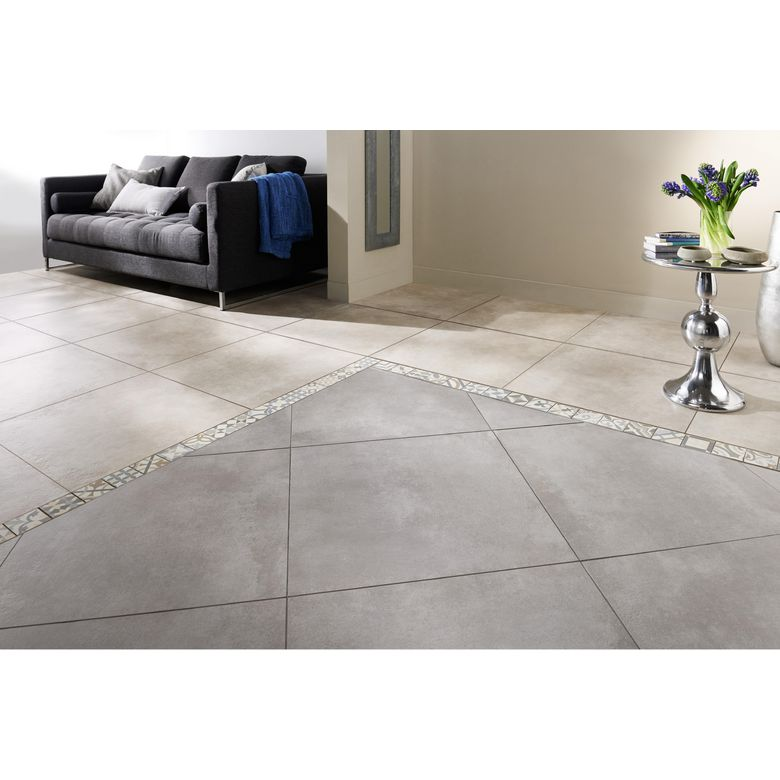 Plinthes pour carrelage django sols murs for Carrelage urban grey