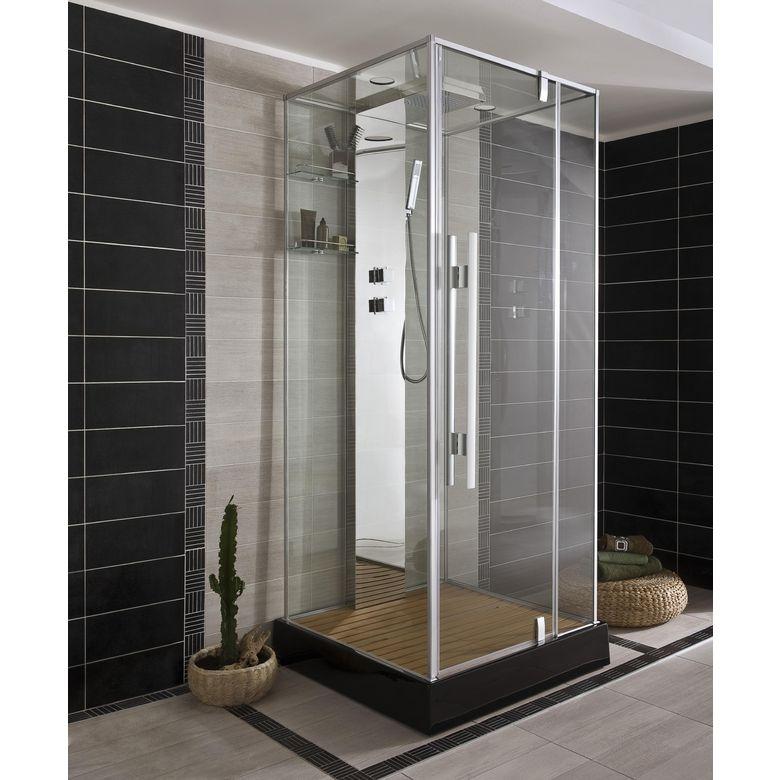 Lapeyre salle de bain cabine de douche salle de bains - Douche italienne lapeyre ...
