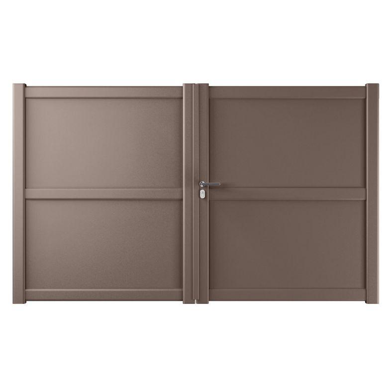 20170915020646 portail lapeyre aluminium derni res id es pour la conception de. Black Bedroom Furniture Sets. Home Design Ideas