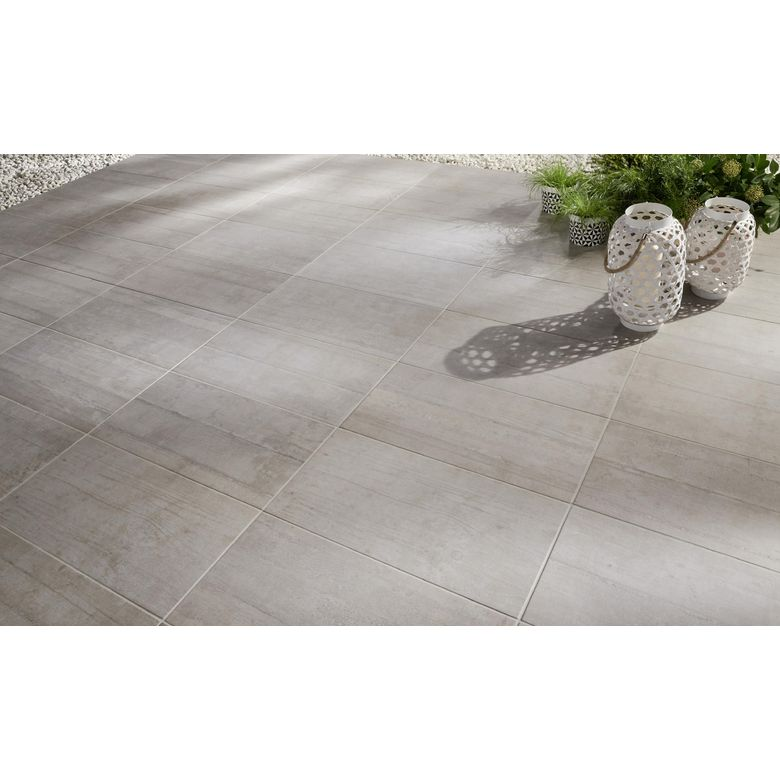 Carrelage beton gripp 30 5 x 60 5 sols murs for Carrelage 30 x 60