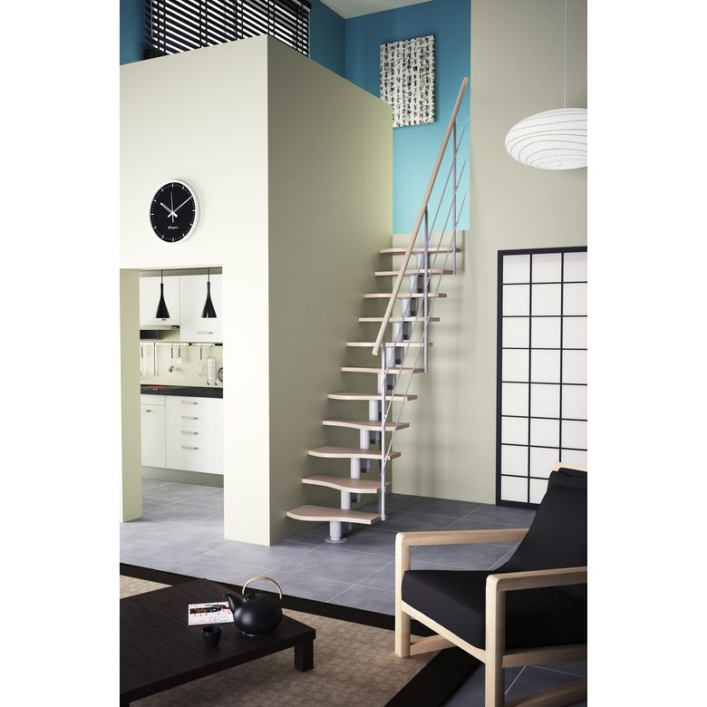 echelle gain de place bali escaliers. Black Bedroom Furniture Sets. Home Design Ideas