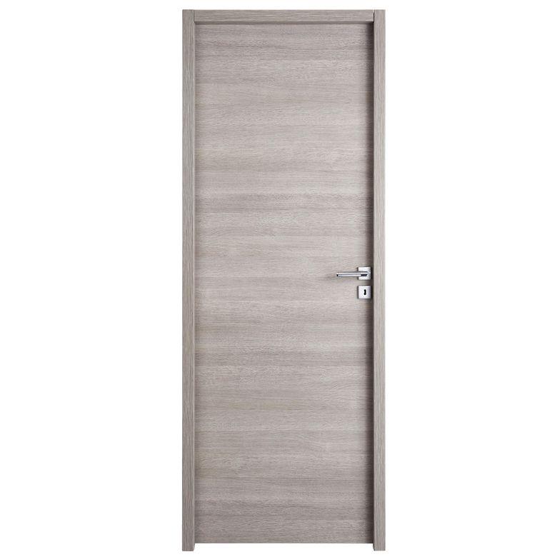 Porte acoustique lapeyre blocporte variation gris flott phonique noeuds vi - Porte acoustique lapeyre ...