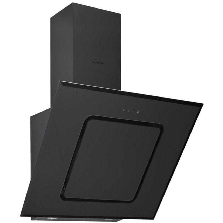 Hotte écran noir Beko HCA62540B l.60