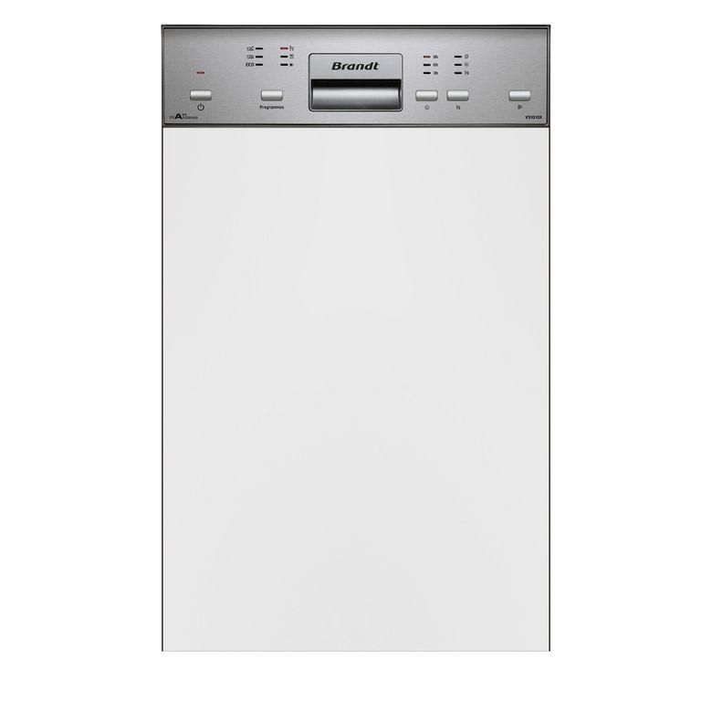 Lave-vaisselle full intégrable Brandt VS1010J