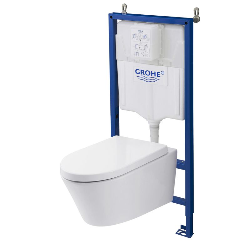 Prix toilette suspendu maison design - Pack toilette suspendu ...