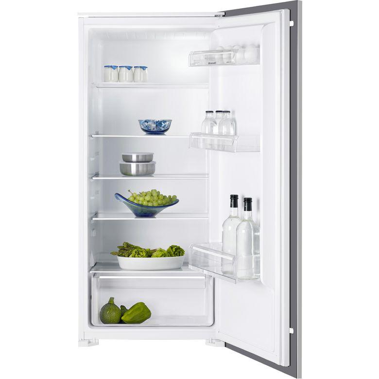 Réfrigérateur congélateur monoporte intégrable Brandt BIS624ES