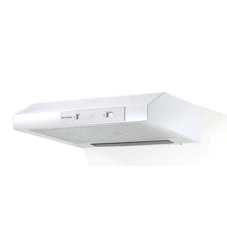 Hotte visière blanc Faber 741 5605229 l.60