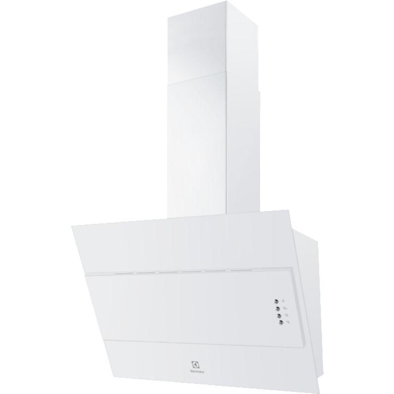 Hotte décor écran blanc Electrolux LFV316W l.60