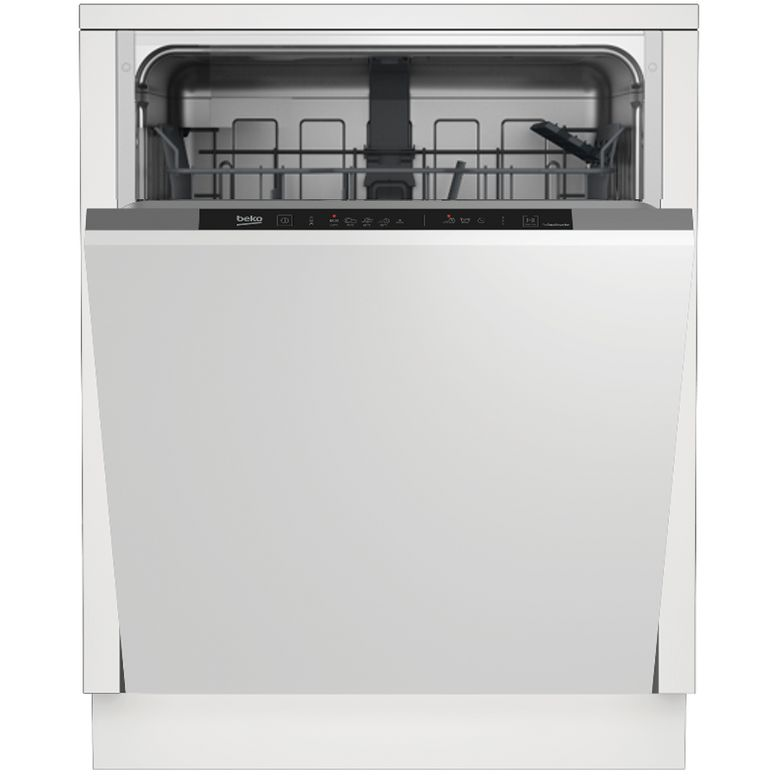 Lave-vaisselle intégrable inox Béko PDIN25311