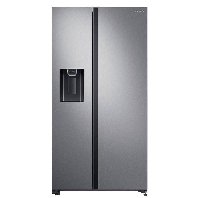 Réfrigérateur congélateur combiné pose libre inox Samsung RS65R5401SL