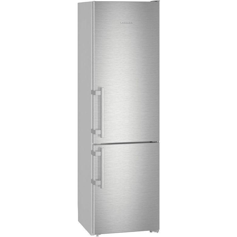 Réfrigérateur congélateur combiné pose libre inox Liebherr CNEF4015