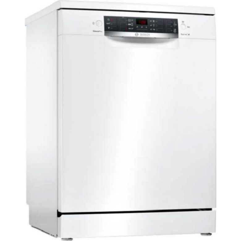 Lave-vaisselle pose libre blanc Bosch SMS46AW01E