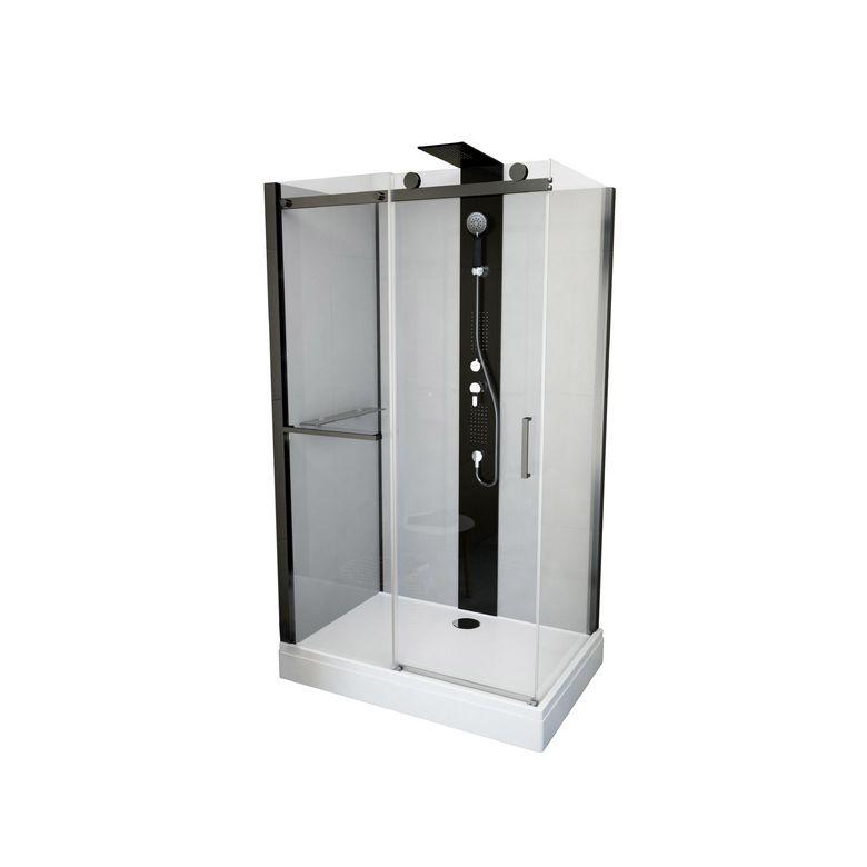 salle de bain cabine de douche lapeyre tritoo. Black Bedroom Furniture Sets. Home Design Ideas