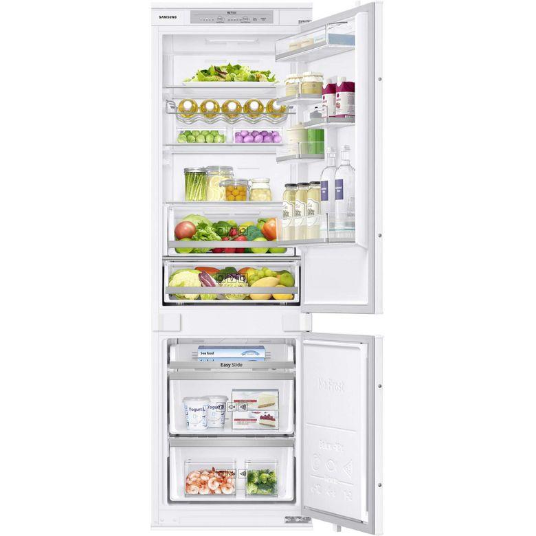 Réfrigérateur congélateur combiné intégrable Samsung BRB260034WW