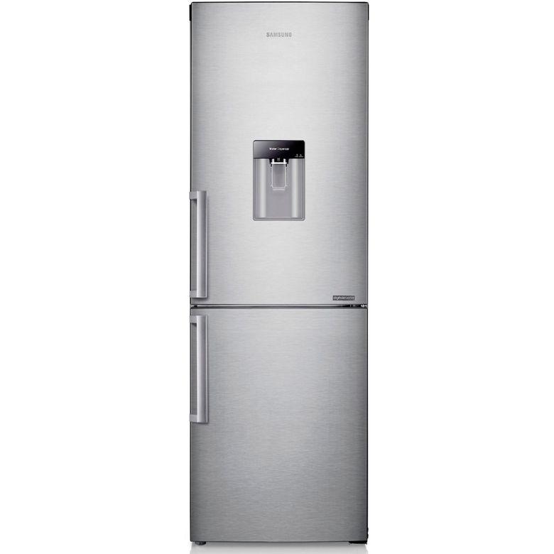 Réfrigérateur congélateur combiné pose libre inox Samsung RB33J3205SA
