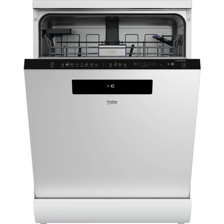 Lave-vaisselle pose libre blanc Béko DEN48420WDOS