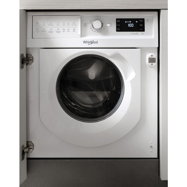 Lave-linge full intégrable Whirlpool BIWMWG71484FR Whirlpool