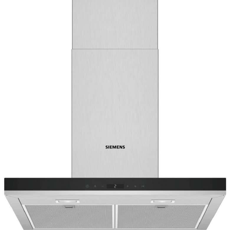 Hotte box inox Siemens LC97BHP50 l.90