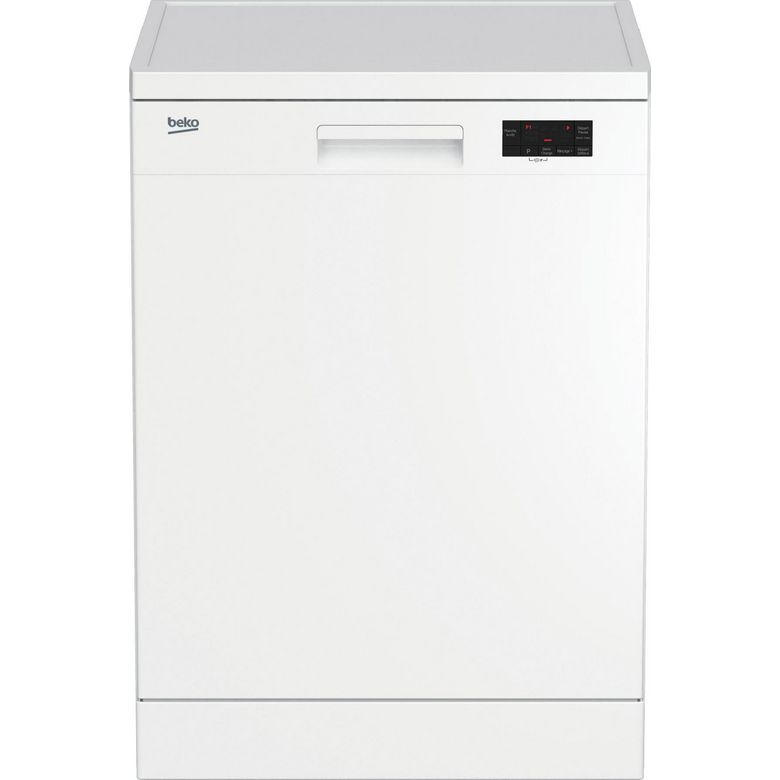 Lave-vaisselle pose libre blanc Béko SDFA1370W